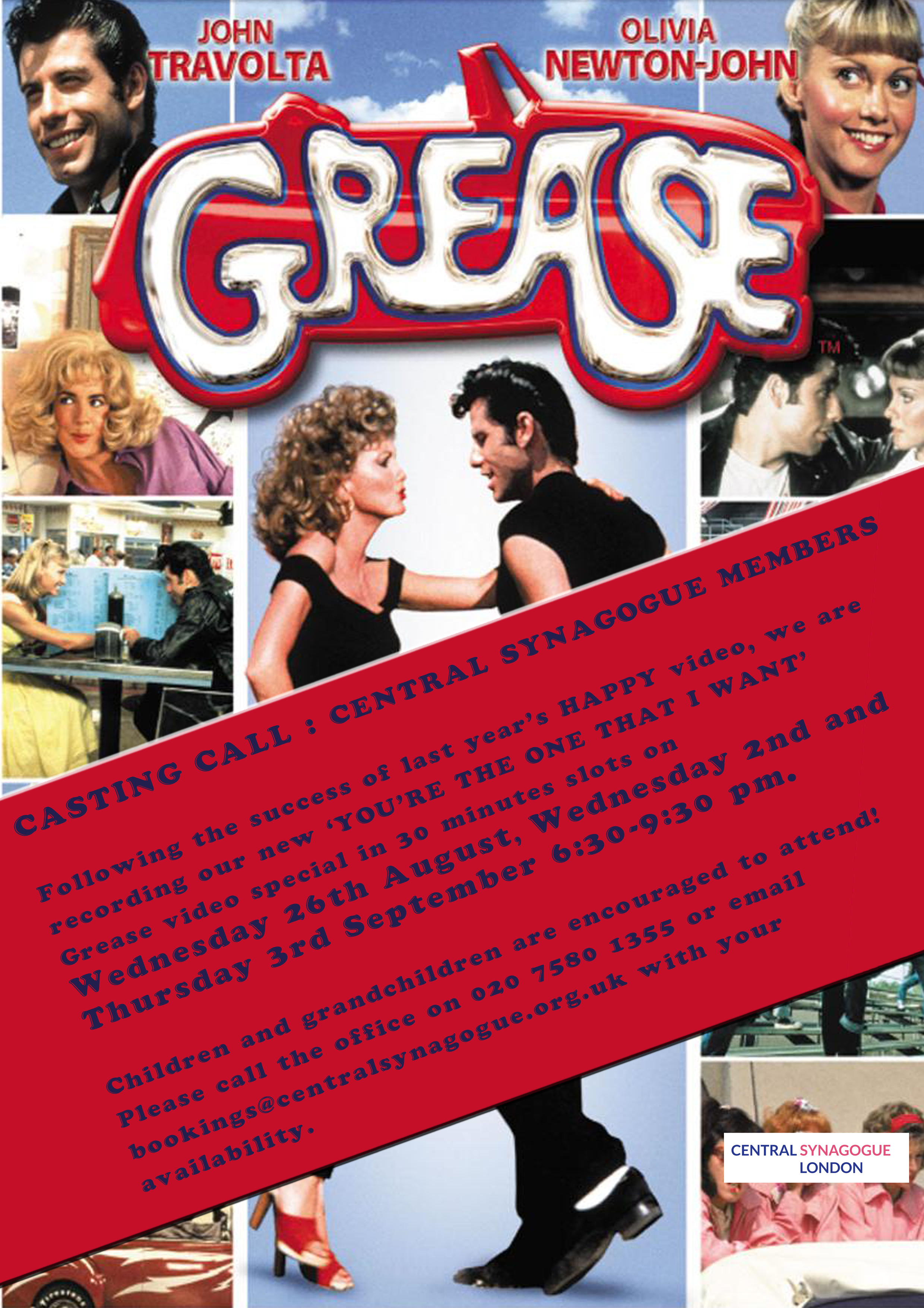 Grease casting call2 copy