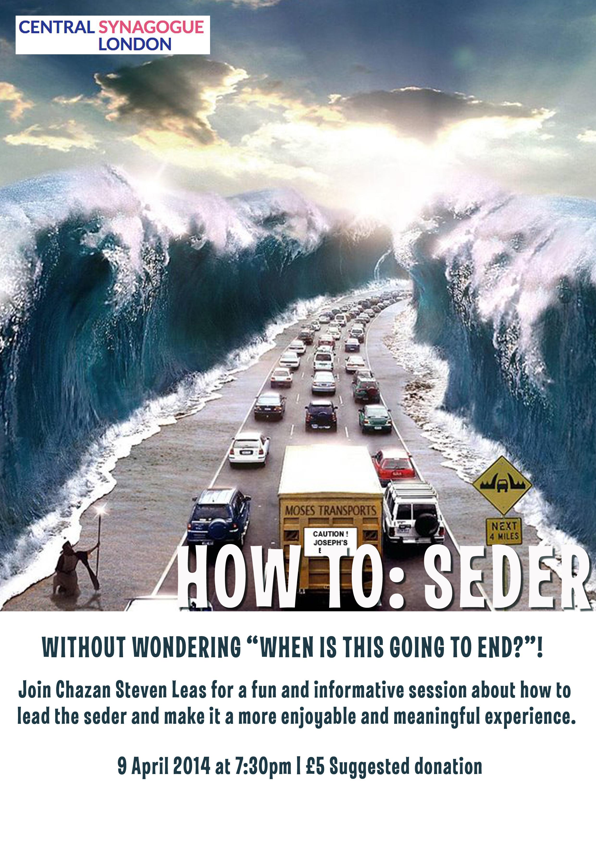 How to seder 2014 copy