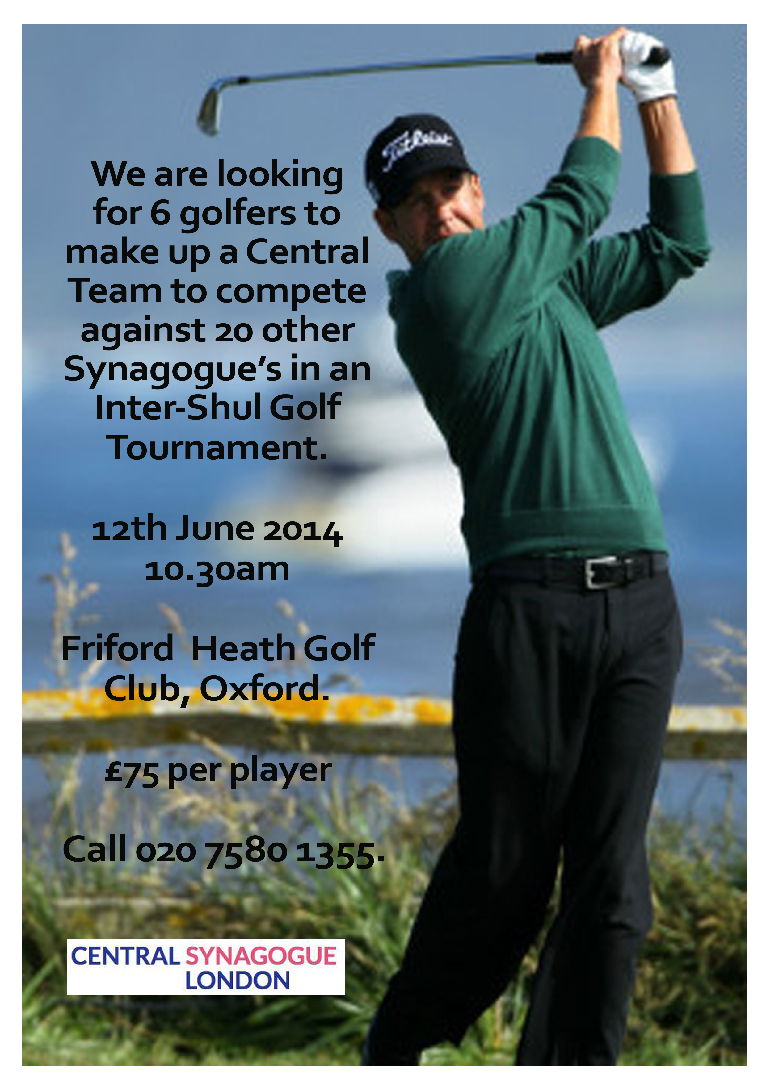 Inter-Shul Golf Tournament