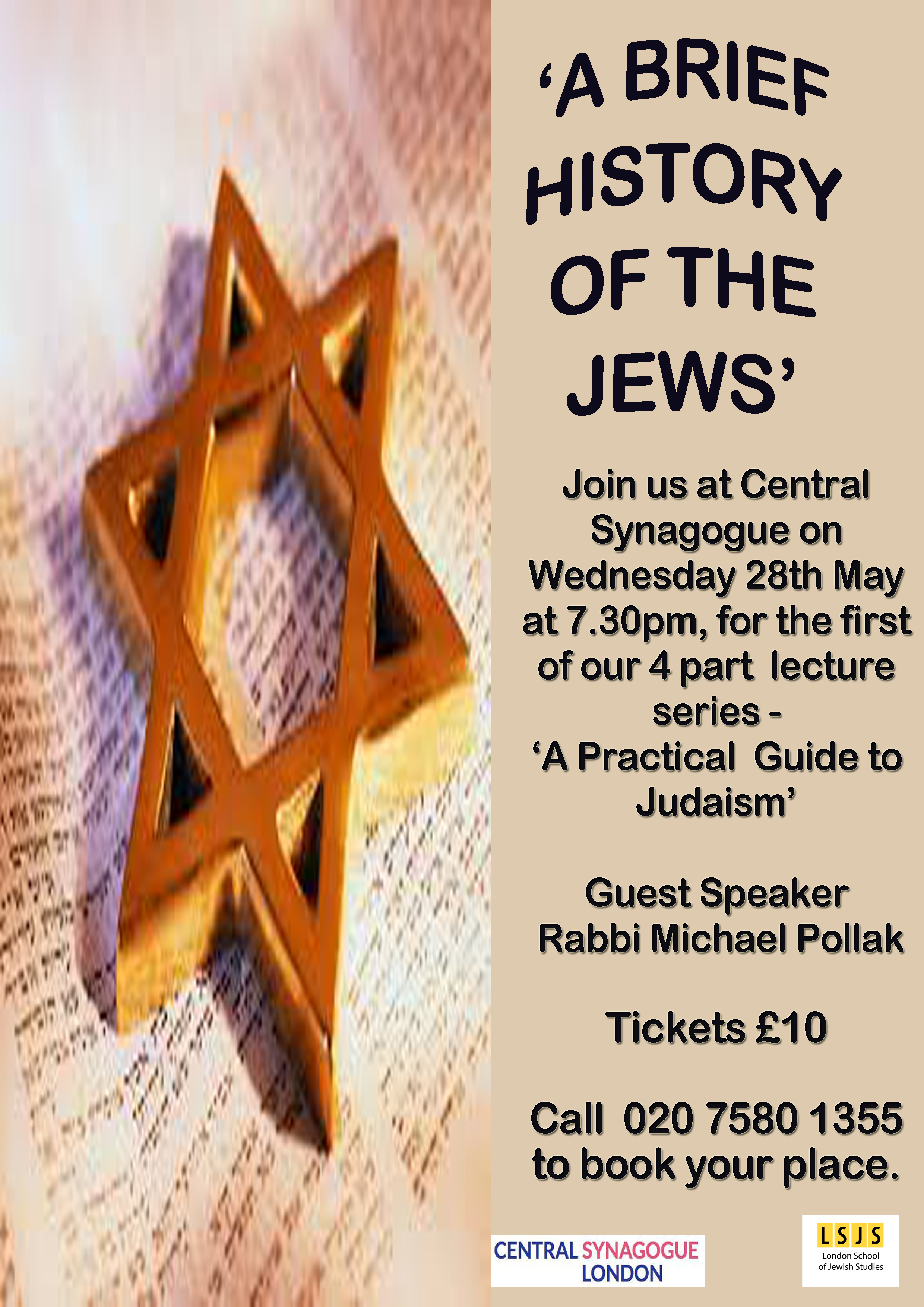 A brief history of the Jews flyer 2 copy