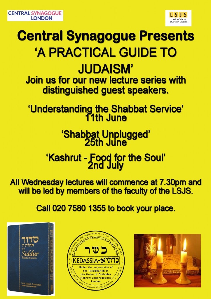 Final Practical Judaism Guide Lecture Seriescopy