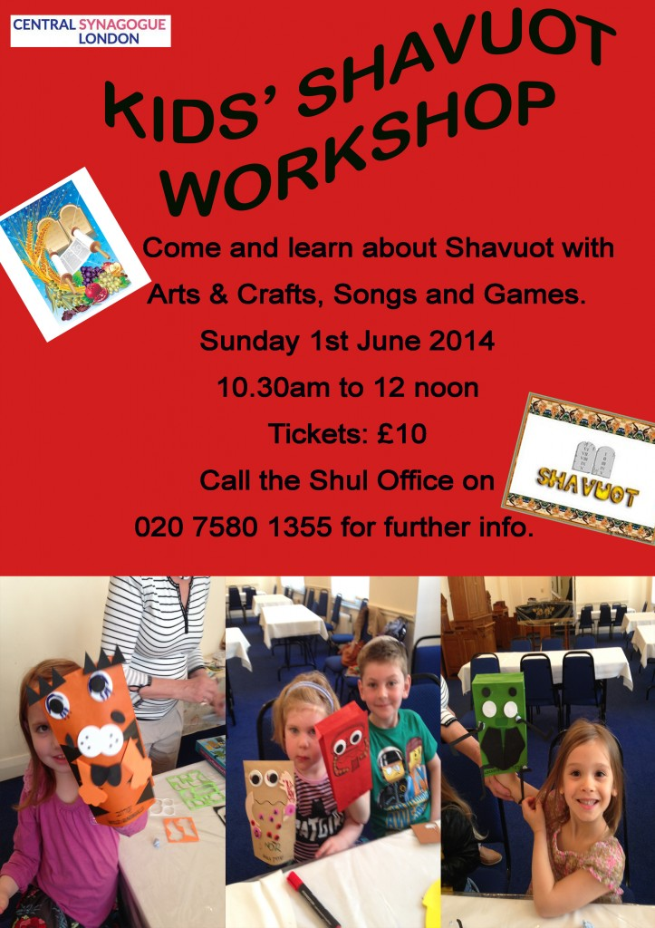 Kids Shavout Workshop copy