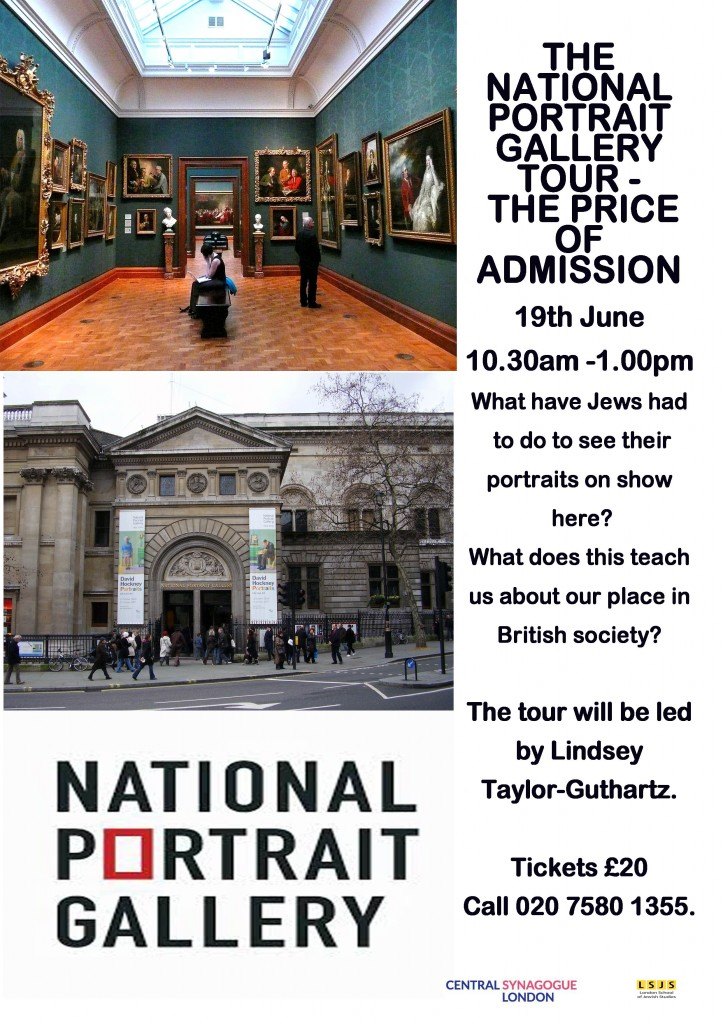 National Portrait Gallery Tour copy