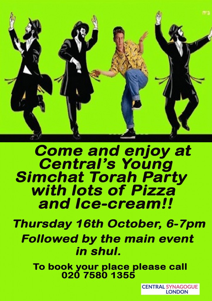 Kids Simchat Torah 2014 copy