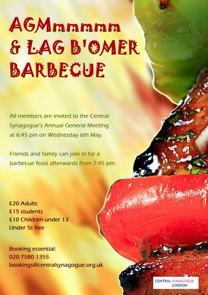 AGM and lag bomer bbq copy