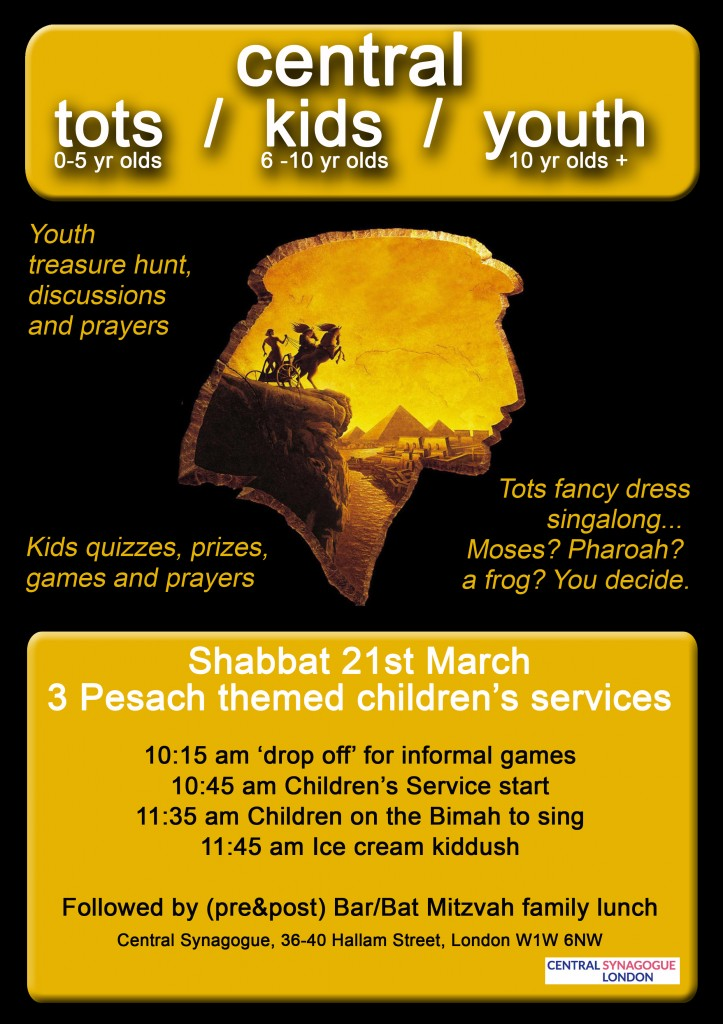 Pesach Childrens Service 21 March copy
